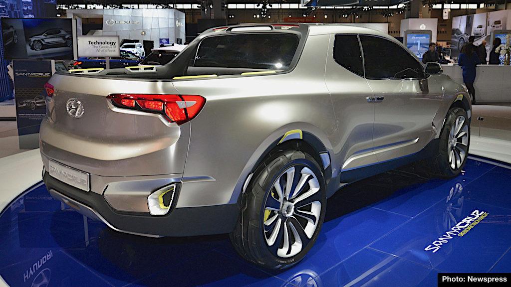 2021 hyundai santa cruz preview - this auto show star is